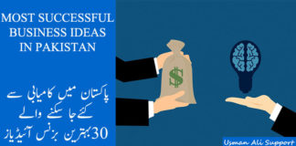 30 Low Investment Business Ideas In Pakistan