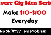 fiverr gig ideas to make money online