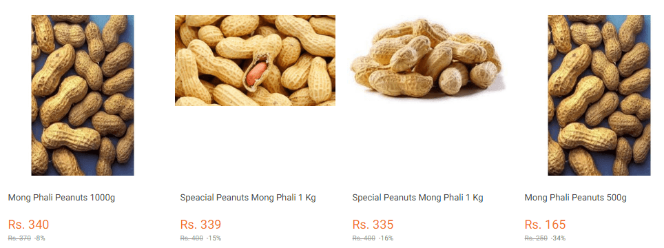 usman ali support business ideas of peanut